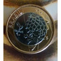 Moneda Brasilera Conmemorativa Río 2016 - Tom Mascota