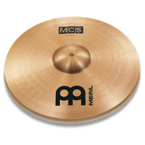 Prato Chimbal Medium Hit Hat Meinl Mcs Liga B8 14