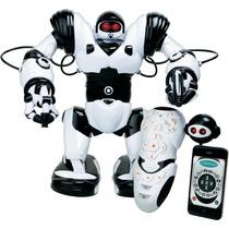 Robosapien Robot Autonomo Interactivo Con App Envio Inmediat