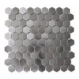 Mosaicos - Venecitas - Mallas De Acero Inoxidable Rombo