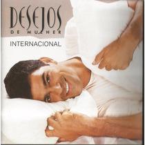 Cd Original Novela Desejos De Mulher Internacional