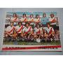 Antiguo Foto Cromo Color - River Plate Años 70 - Futbol