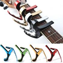 Capo Traste De Pinza Para Guitarra Electric,acustica,clasica