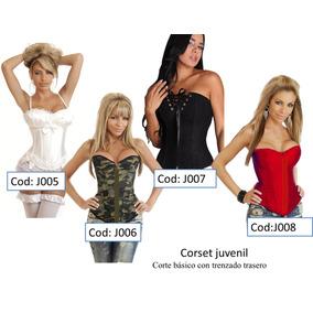 Corset Ajustables Elegantes, Sexy Y Juveniles