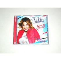 Cds Violetta - Gira Mi Canción (originales Sellados)