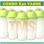 Vaso Mezclador, Shaker, Batidor De Proteínas, 50 Vasos!!!!