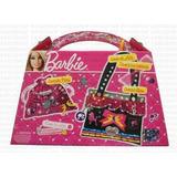 Barbie Diseñadora De Carteras Boton Lentejuelas R&m Babies