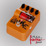 Pedal Para Guitarra Vox Tone Garage Trike, Fuzz Tg2-trfz