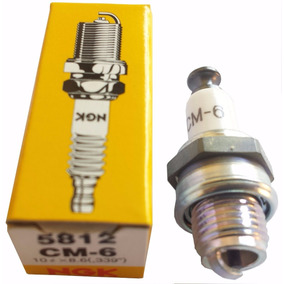 Vela De Ignição Ngk Cm6 - 5812 - Motores Dle/os E Outros...