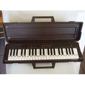 Teclado Yamaha Mod. Ps-3 Portasound Vintage Japones Estuche