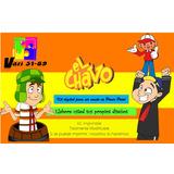 Kit Imprimible El Chavo Del 8,invitacion,fiesta,diseño Y Mas