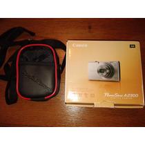 Camara De Fotos Canon Powershot A2300 Con Funda Y Memoria