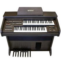Órgão Eletrônico Tokai - D3 Com Banqueta