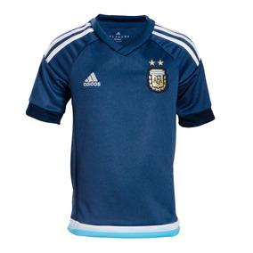 Camiseta adidas Selección Argentina Alternativa Niños