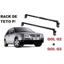 Rack De Teto P/ Gol Bola ,g2 ,g3 ,g4 /suporta Ate 35kg