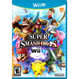 !!! Super Smash Bros Para Wii U Nintendo En Wholegames !!!