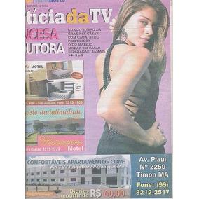 Jornal Noticia: Grazi Massafera / Fernanda Souza / Aline Fan