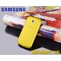 Samsung Galaxy Trend Lite Capa Amarela Ultra Fina De 0.3mm