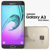 Celular Libre Samsung Galaxy A3 2016 16gb Cam 13mp Ram 1,5gb