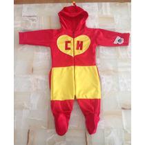Disfraz Chapulín Colorado Bebé Envío Gratis