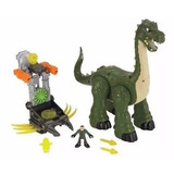 Imaginext Dinossauro Mega Apatossaurus Fisher Price