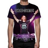 Camisa, Camiseta Pop David Guetta - Estampa Total