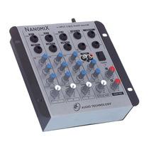 Mesa Som L L Áudio Nanomix Na 402r 4 Canais Promoção