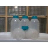 Botellas De Plástico Vacías Líquidos O Lo Que Quieras