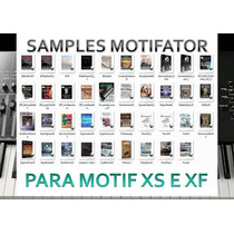 Sampler Motif Xs E Xf 2 Dvd Mais De 12 Giga.