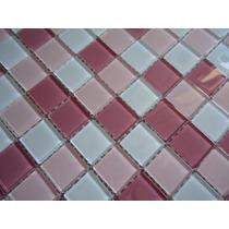 Pastilha De Vidro Mix - Cristal_mosaicos_revestimentos