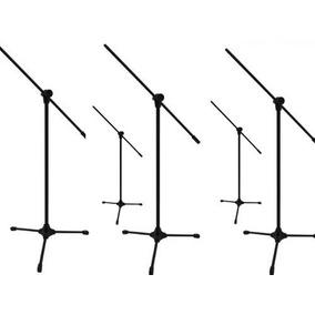 Suporte - 5 Pedestais Para Microfone Rmv Std0143