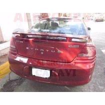 Dodge Stratus 2001 Vendo Spoiler Rt Para Q Se Vea Deportivo