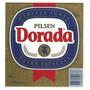 Etiqueta Cerveceria Cerveza Pilsen Dorada Paraguay 630cc