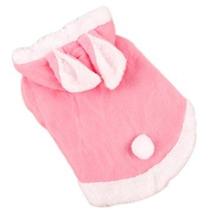Disfraz Para Perro Ray-jrmall Precioso Algodón Suave Coneji