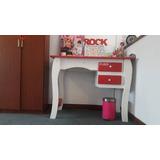 moderno escritorio infantil juvenil nios colores varios