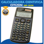 Calculadora Cientifica Citizen Srp-285n 455 Funciones
