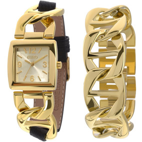 Relógio Feminino Euro Eu2035xyc/2p - Rev. Autorizada ( Nfe )