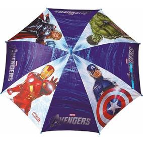 Guarda-chuva Infantil - Os Vingadores