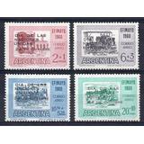 Argentina 1960 Gj 1195/98** Mint Me A78/81