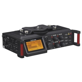 Grabadora Tascam Dr-70d 4-canales