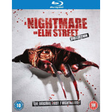 Blu-ray Nightmare On Elm Street / Pesadilla / 7 Films