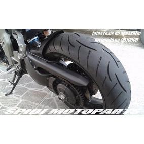 Paralama Esportivo Honda Cb1000r Cb1000 R Cb1000 Preto Fosco