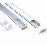 Perfil Aluminio Difusor Cinta Led Th-1204