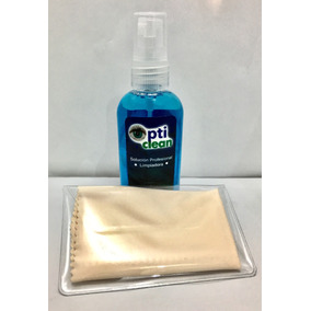 Liquido Para Limpiar Lentes Solares, Oftamicos Con Paño