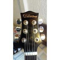 Guitarra Marca Silverstone Acústica Cuerdas De Metal