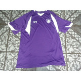 Estudiantes Camisa De Entrenamiento Violeta