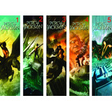 Marcadores De Páginas - Percy Jackson