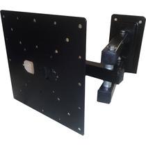 Base Para Tv Giratoria 180° 40kg Desde 13 A 42 Lcd Plasma