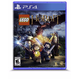 Lego The Hobbit Ps4 Español Nuevo Sellado Delivery Stock Ya