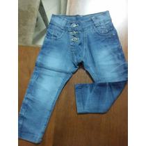Calça Jeans Saruel Bebê Menino 86461